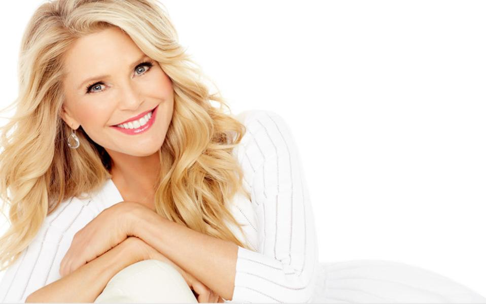 christie brinkley authentic beauty
