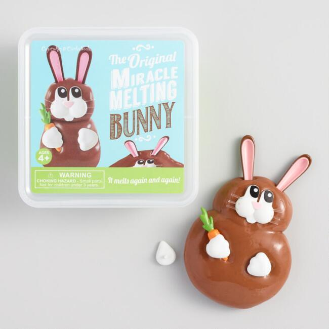 Easter basket ideas best new things bunny 2018 melting bunny toy magic