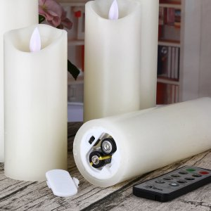 electronic flameless candles