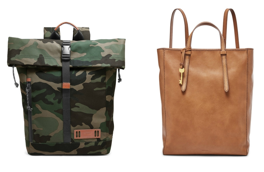 best fossil bags