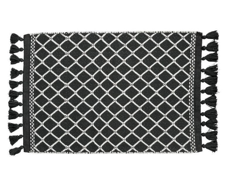 best towels bath accessories h&m home rug mat Jacquard-weave