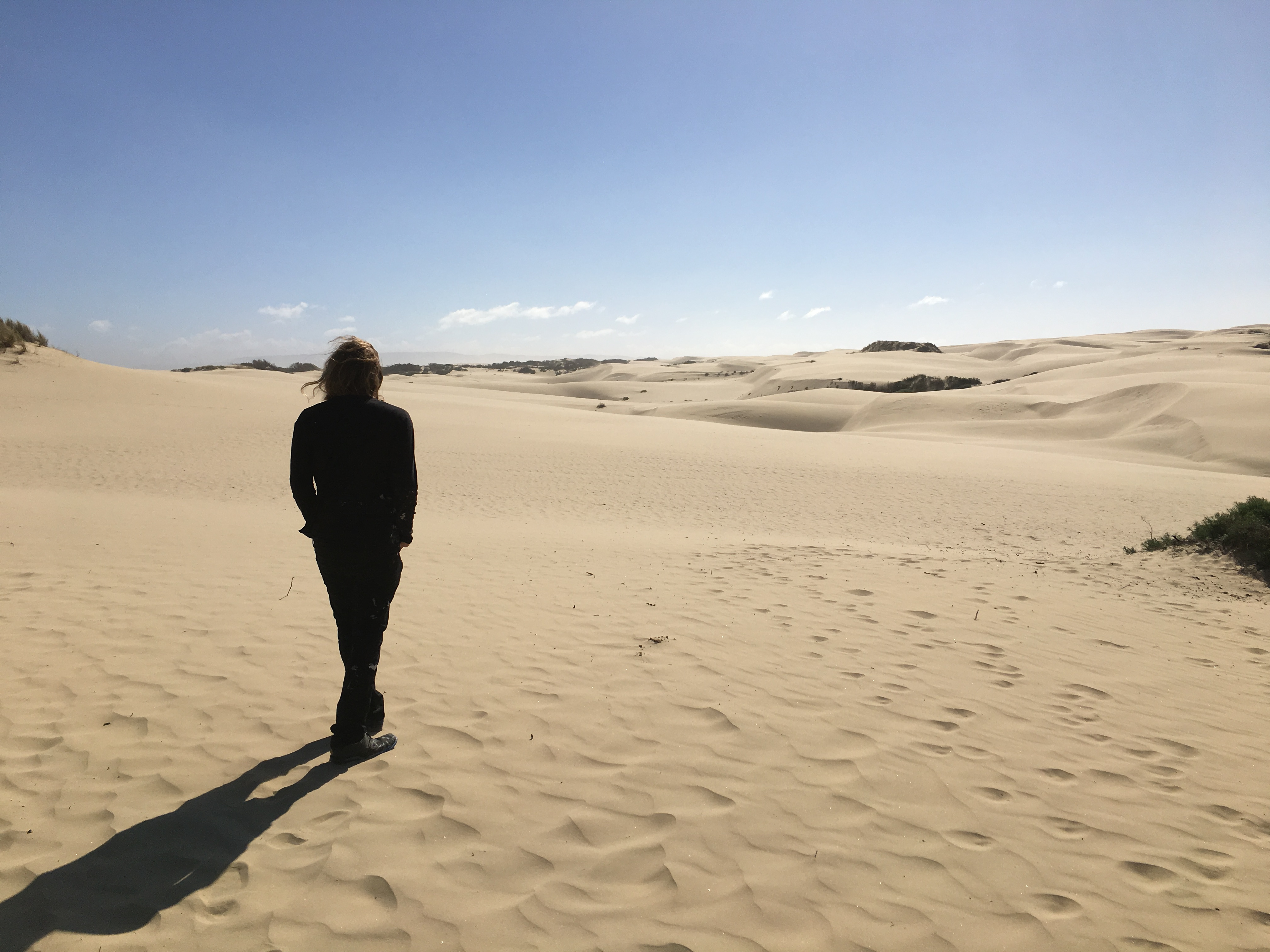 pizmo beach sand dunes
