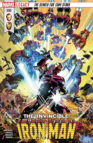 Invincible Iron Man #596 buy online