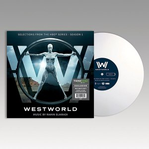 Westworld- Season 1 - Exclusive Milk White LP