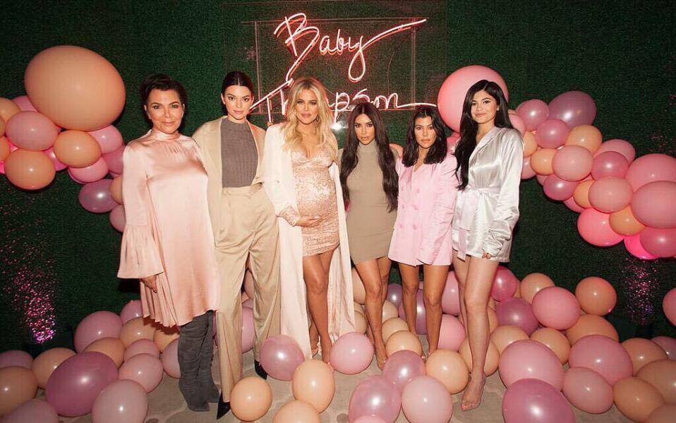 khloe kardashian baby shower amazon