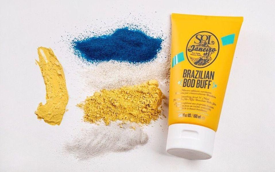 Body Exfoliator Mask Sol De Janeiro