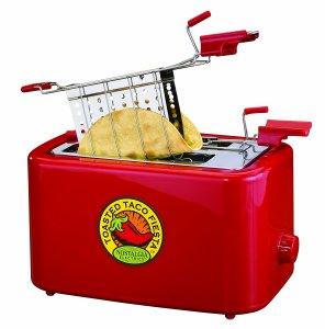 Nostalgia Taco Toaster