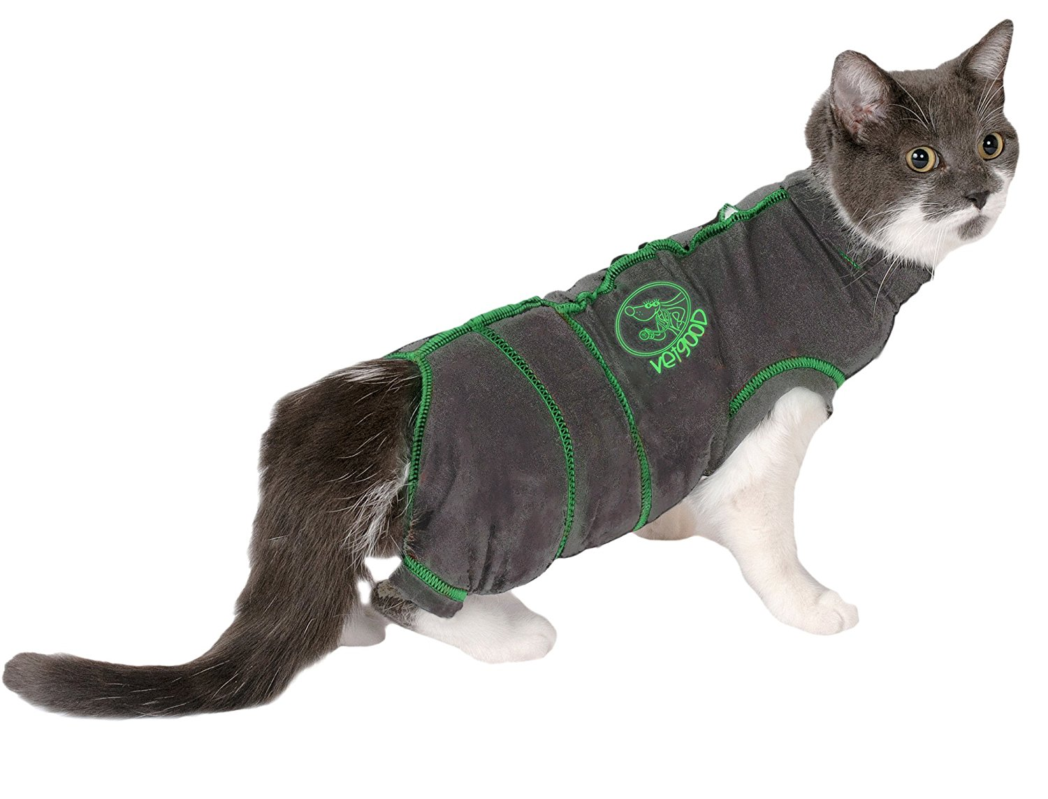 dog cone alternatives pets surgical recover suits vetgood cat protective
