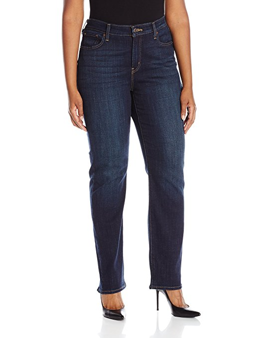 plus size jeans women best selling pairs amazon levi's 414 classic straight