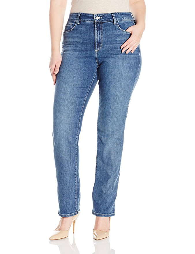 plus size jeans women best selling pairs amazon nydj marilyn straight leg