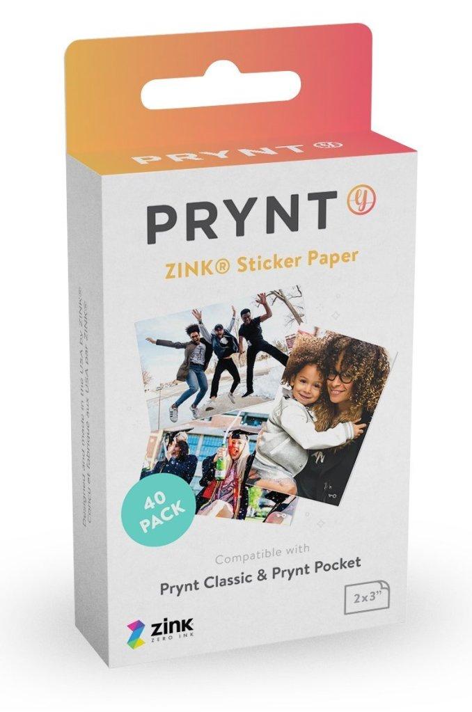 prynt zink sticker paper