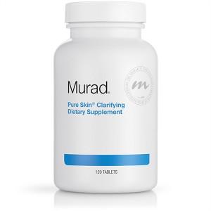 Pure Skin Clarifying Dietary Supplement by Murad