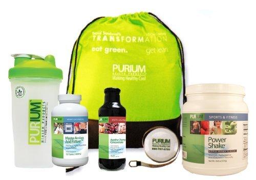 Purium Supplemental Nutrition Brand Organic