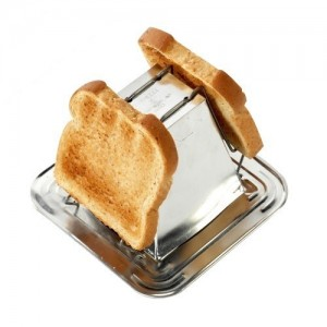 Pyramid Toaster by Jacob Bromwell