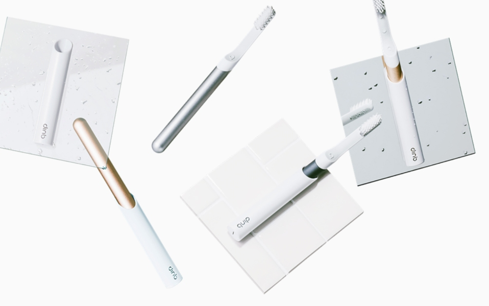 Best Electric Toothbrush: Quip Toothbrush Subscription