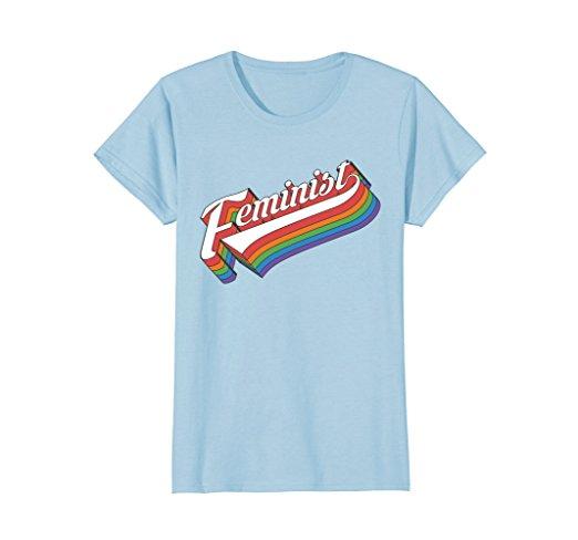 vintage t shirts best retro tees women Amazon feminisht