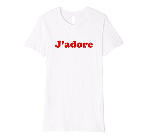 vintage t shirts best retro tees women Amazon j'adore