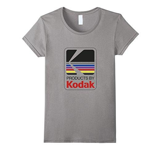 vintage t shirts best retro tees women Amazon kodak logo