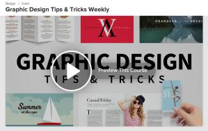 best online graphic design course