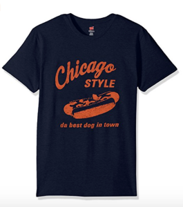 Chicago T-Shirt Vintage Men's
