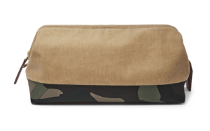 Shave Kit Camo Fossil