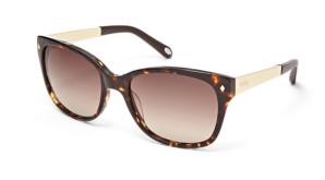 Square Sunglasses Vintage Fossil