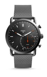 Black Smartwatch Fossil