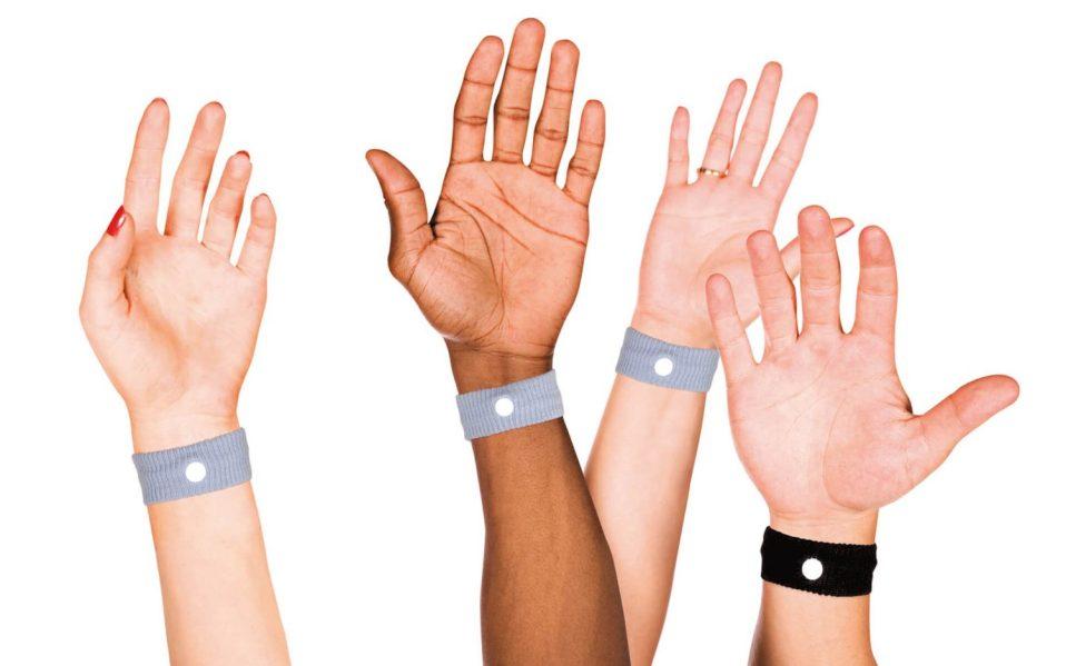 Sea-Band Nausea Wristband