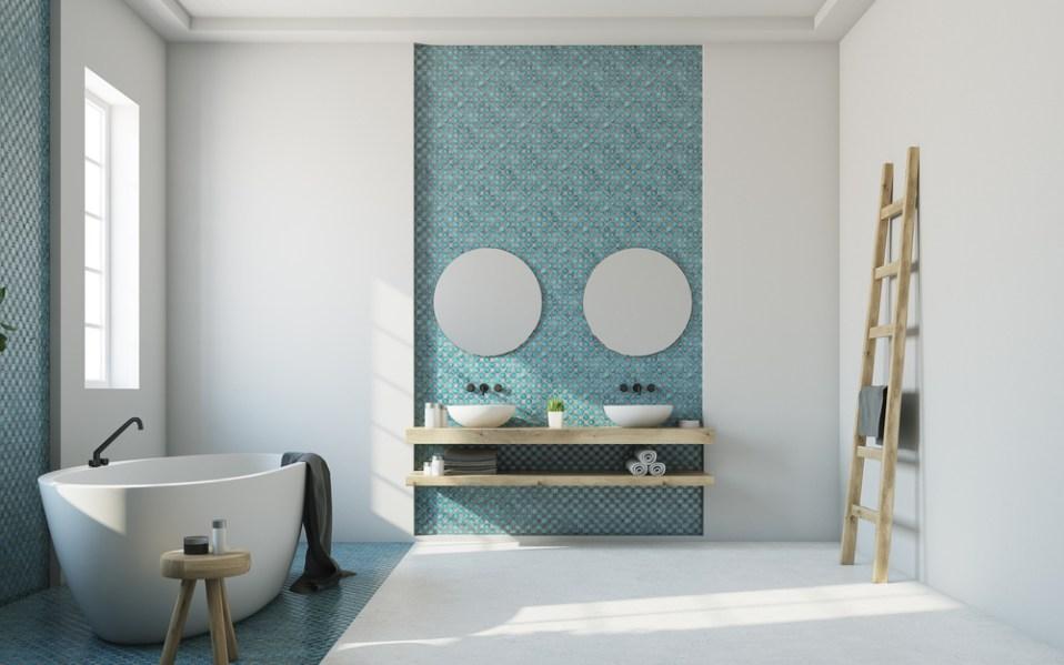 hm home bathroom decor
