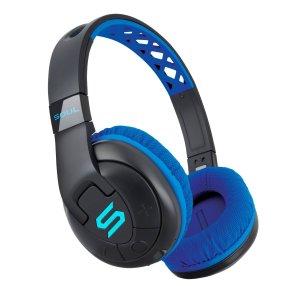 SOUL Electronics Bluetooth 4.0 Wireless Over-Ear Headphones
