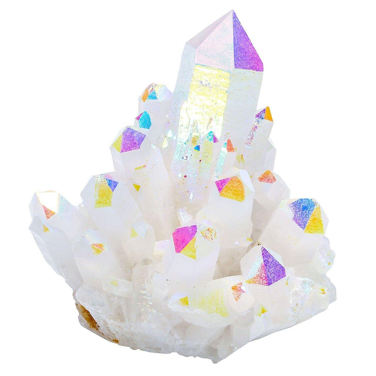 magic unicorn grown-up ways to try the trend rainbow crystals quartz