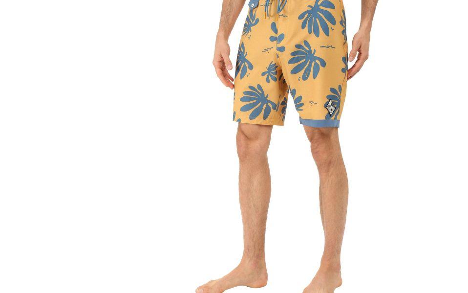 vans JT surfer shorts printed