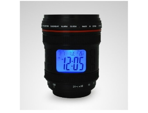 Zuwit Camera Lens Alarm Clock