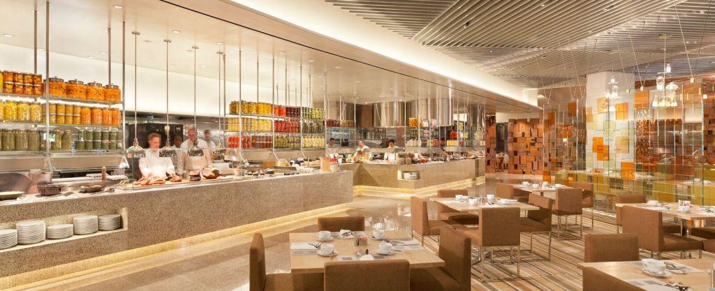 Bacchanal Buffet caesars palace review