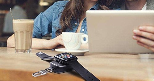 apple watch key chain charger