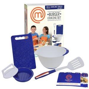 Burger Cooking Set MasterChef Junior
