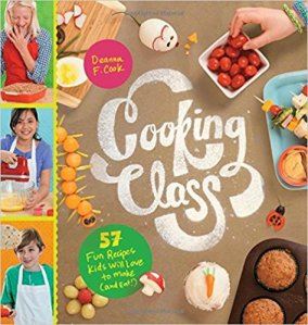 Book Cooking Class for Kids