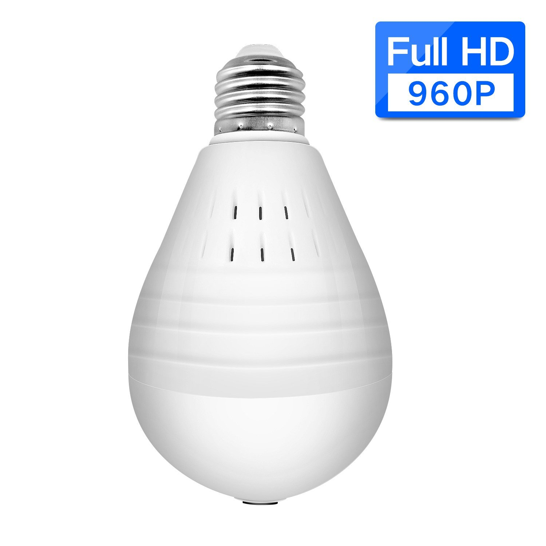 Security Camera LED Bulb Amazon