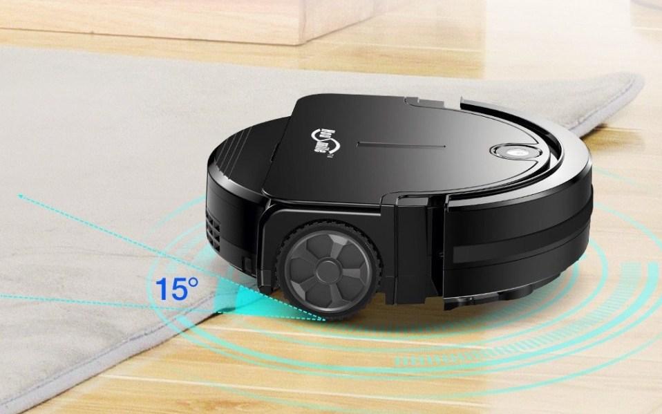 housemile robot vacuum cleaner