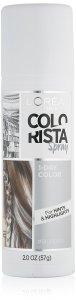 Silver Hair Color Spray