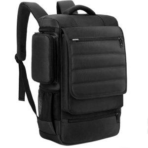 Black Backpack Hiking