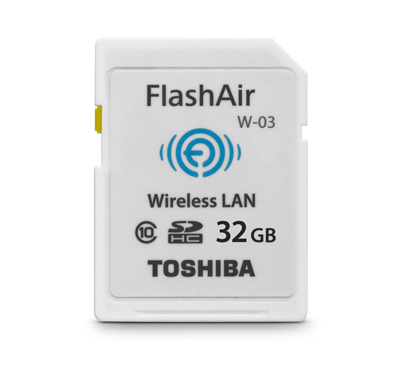 Toshiba DSLR memory card