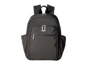 Nylon Backpack Black