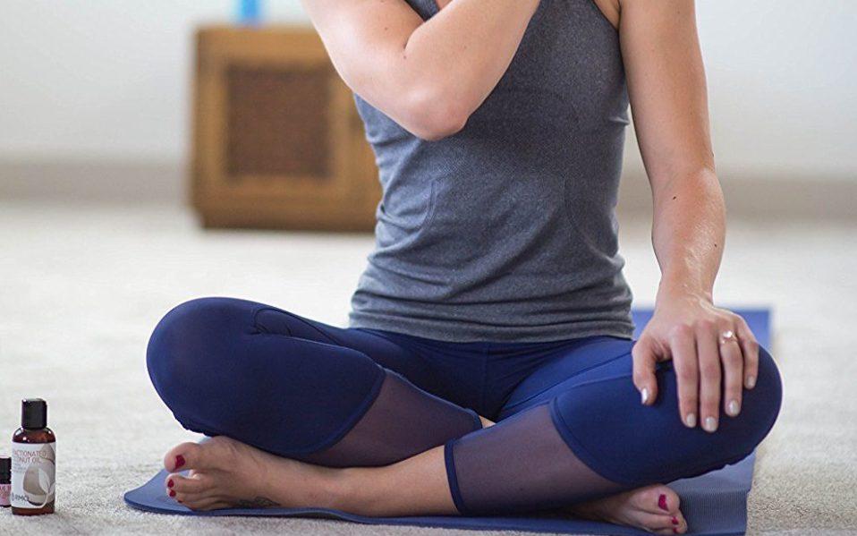 upset stomach rub relief treatment