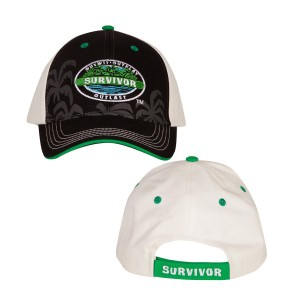 survivor tv show hat cap