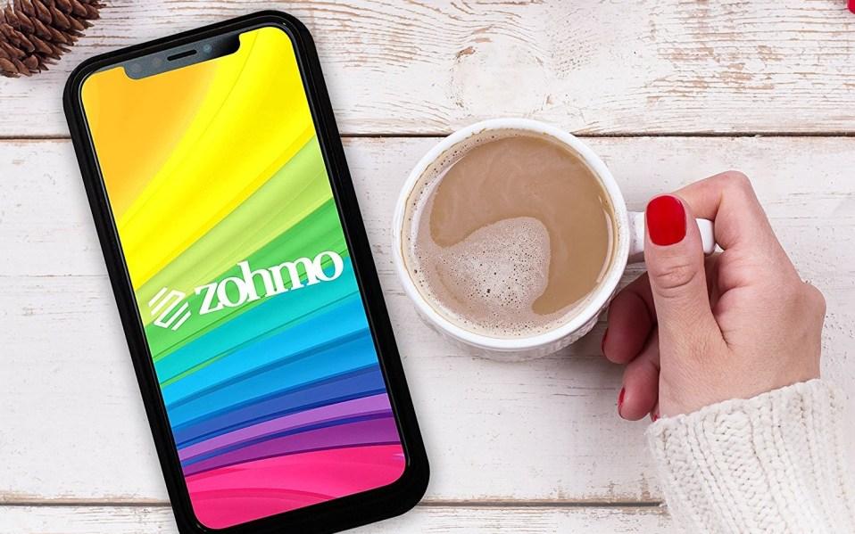 Zohmo battery case amazon