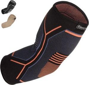 Kunto elbow sleeve, compression arm sleeves