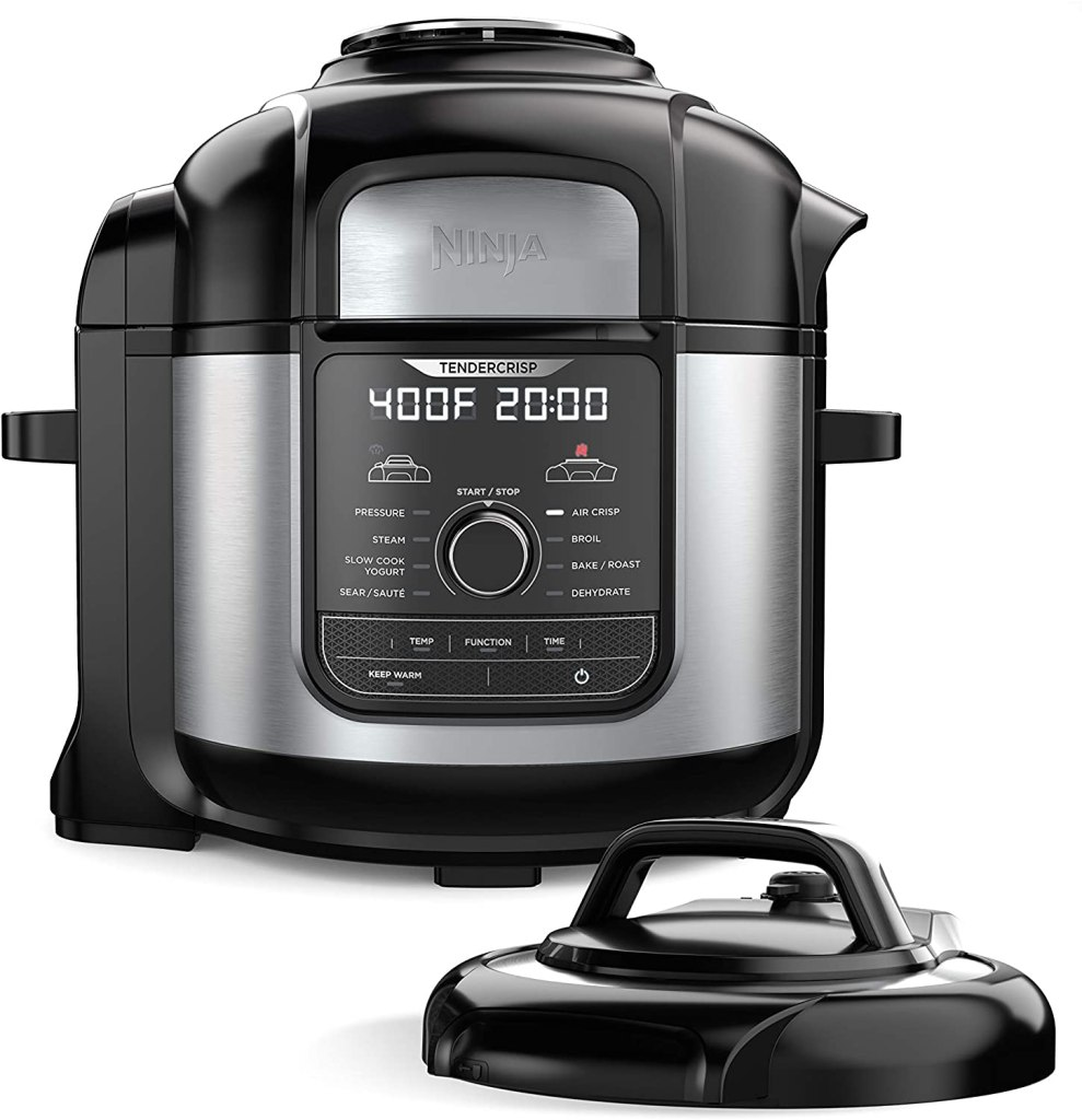 Ninja Foodi 8-Quart 9-in-1 Deluxe XL Pressure Cooker