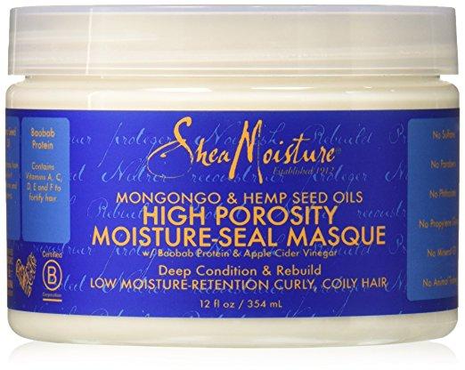 apple cider vinegar hair care trend high porosity moisture seal masque shea