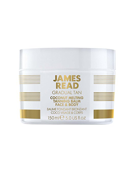 tanning lotion best body bronzers instant glow james read coconut melting balm
